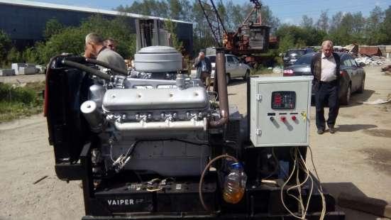 Дизельный генератор АД-100 100кВт ЯМЗ, ММЗ в Екатеринбурге Фото 1