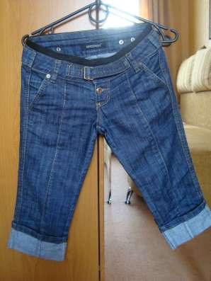 Бриджи джинсовые Speedway