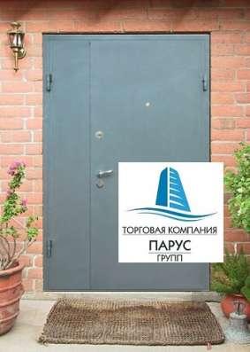 Двери по низким ценам для застройщиков Краснодар ТК Парус