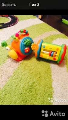 Игрушки для малыша в Москве Фото 1