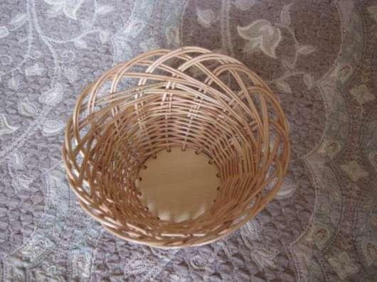 Плетеные изделия из лозы