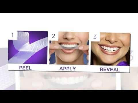 Эффективное отбеливание зубов дома! США, оригинал