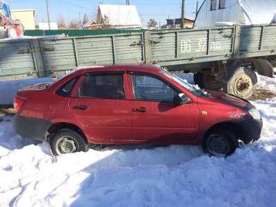 автомобиль ВАЗ 2190 Granta, цена 170 000 руб.,в г. Якутск Фото 5