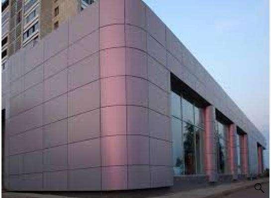Профессиональная облицовка фасадов зданий.