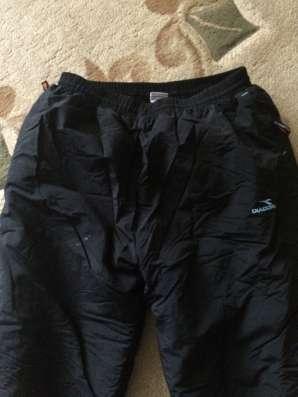 Зимние мужские штаны