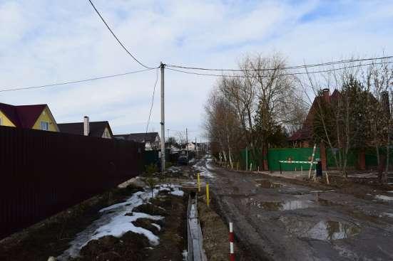 Продам земельный участок 6 с. под пмж в г. Чехове