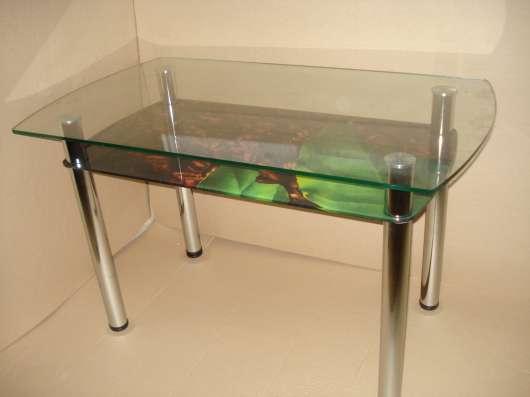 Стол обеденный стеклянный в Волгодонске Фото 1