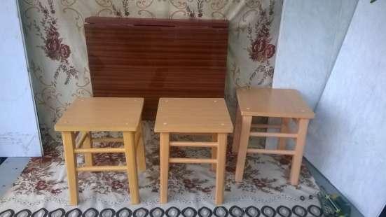 Стол кухонный откидной в Краснодаре Фото 2