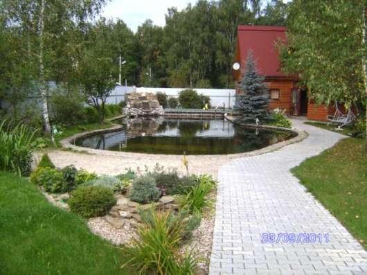 Ландшафтный дизайн. озеленение. (Чехов и район) в Москве Фото 2