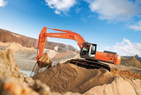 Песок на подсыпку с доставкой по Краснодару Фото 1