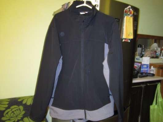 Куртка-непродувайка мужская