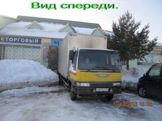 Продам(меняю)грузовой авто\фургон HINO RANGER