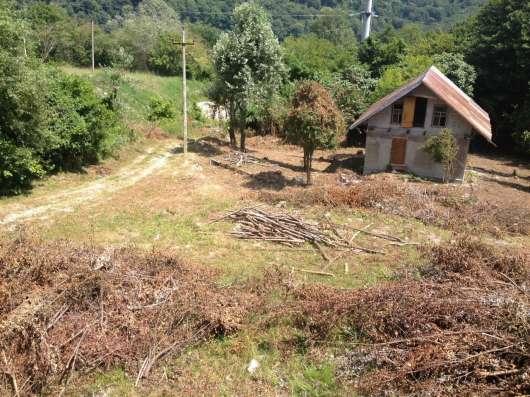 Продается участок 15 соток в с. Монастырь Адлерского района