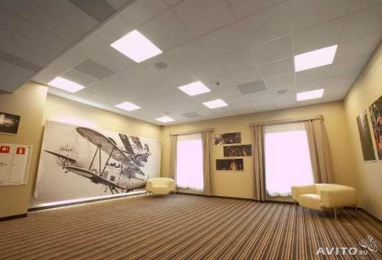 Антибактериальные потолки подвесные алюминиевые в Калининграде Фото 2