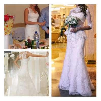 Свадебное платье дизайнера Eva Utkina в Москве Фото 1
