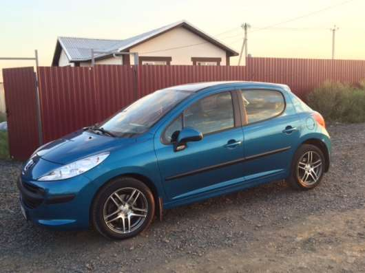Продажа авто, Peugeot, 207, Автомат с пробегом 119000 км, в Ростове-на-Дону Фото 1