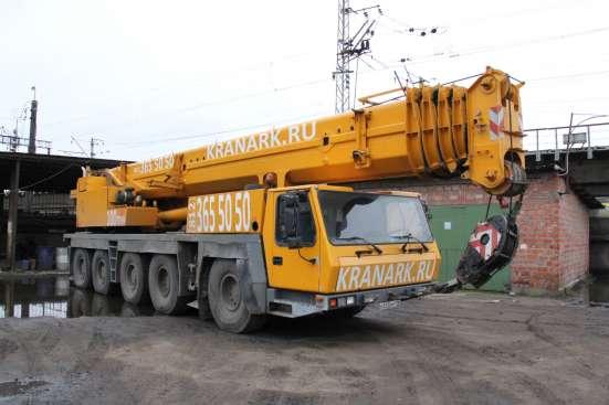 АвтоКран 100 тонн Grove GMK5100 100т СПб