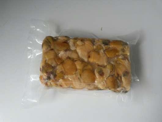 Мясо Черноморского Рапана Вакуум 1 кг