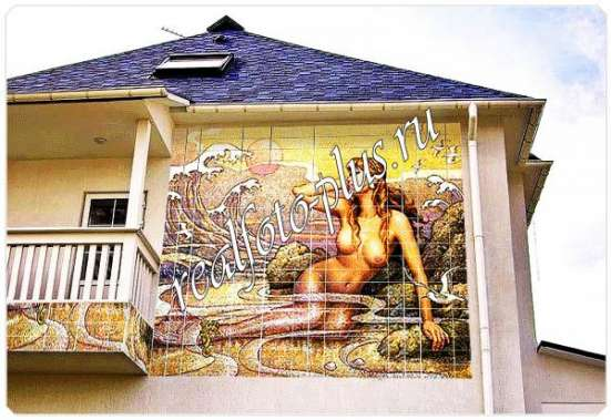 Фотоплитка для фасадов в Йошкар-Оле Фото 2