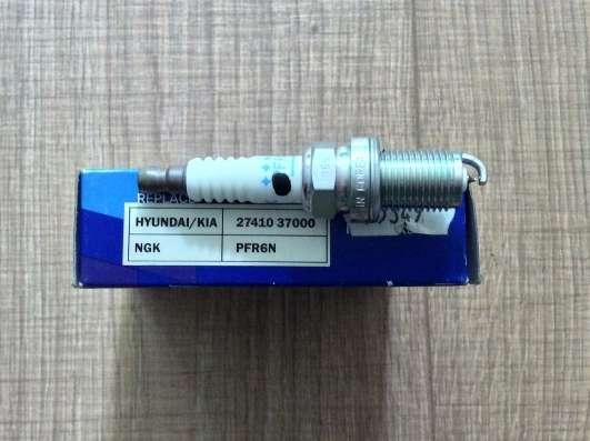 Свеча зажигания 2741037000 Hyundai/Kia