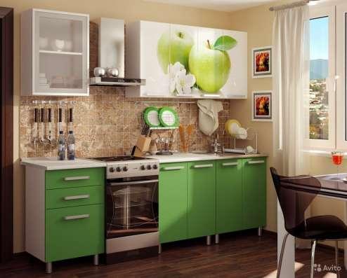 Продам красивую яркую кухню