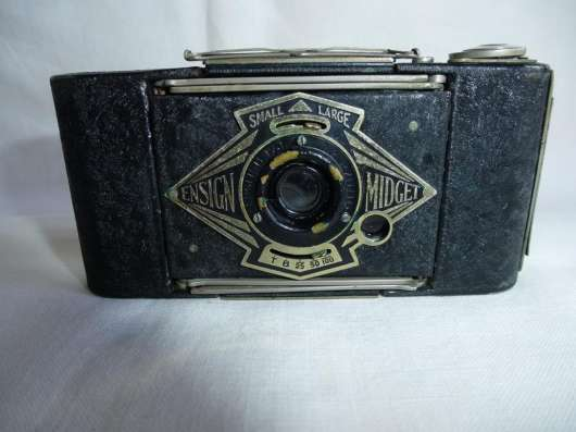 Старая фотокамера Энсигни! в Перми Фото 3