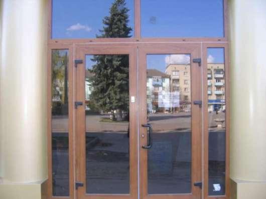 Входные двери металлопластиковые в Ростове от завода производителя