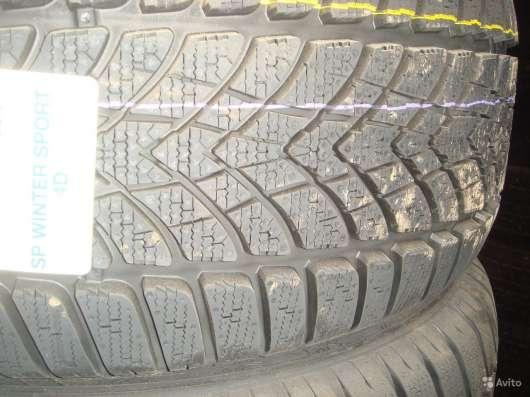 Новые Dunlop 235 55 R17 Winter Sport 4D 99V