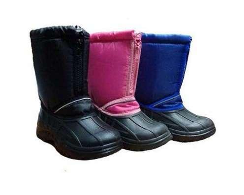 Морозостойкая обувь из лёгкого материала ЭВА