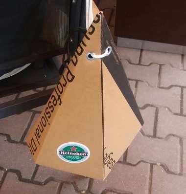 Рюкзак из картона