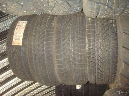 Новые зимние Dunlop 225 50 R17 Winter Sport 4D в Москве Фото 4