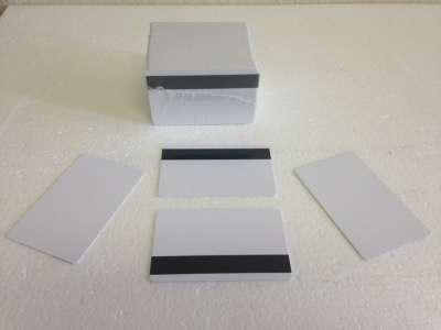 Пластиковые карты с магнитной полосой Hi