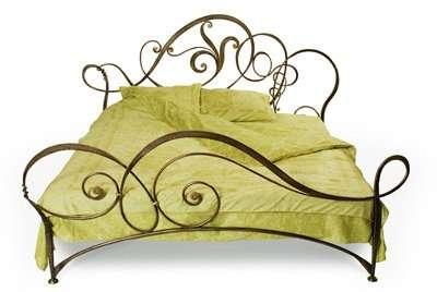 Кованые кровати в г. Белореченск Фото 1