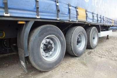 прицеп для грузовика KRONA штора в г. Самара Фото 1