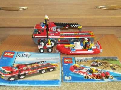 игрушку Лего Сити Внедорожник