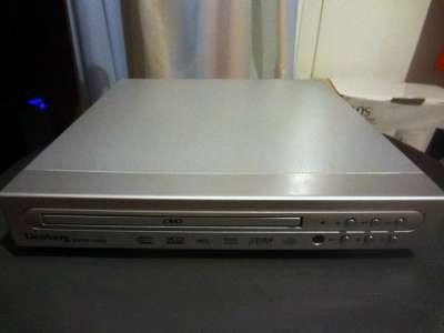 DVD-плеер Elenberg DVDP2403 + Philips DVP5168K