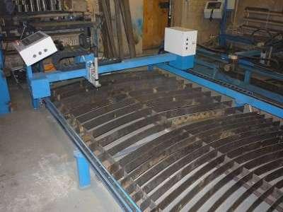 Поральный станок плазменной резки металл