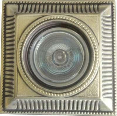 Точечные гипсовые светильники в Казани Фото 3