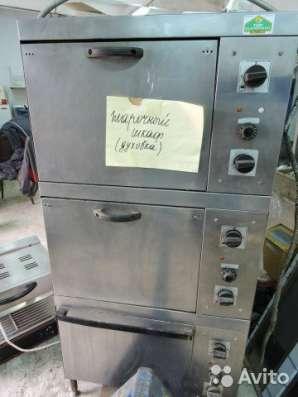 торговое оборудование Жарочный шкаф 3-х секцион