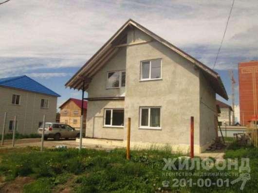 Коттедж, Новосибирск, Клеверная, 120 кв. м