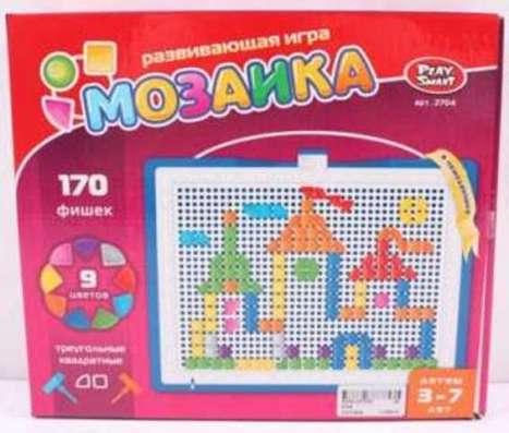 Мозаика микс Play Smart 170 фишек