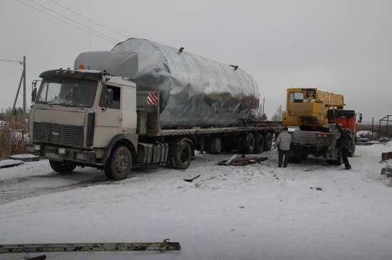 Горизонтальный септик в Челябинске Фото 3