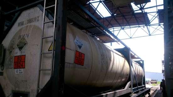 Продам танк-контейнер