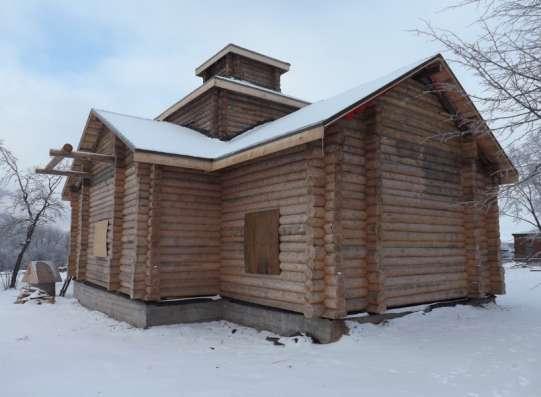 Строительство православных Храмов