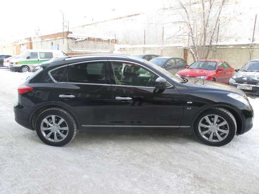 Продажа авто, Infiniti, QX50, Автомат с пробегом 51000 км, в Казани Фото 1