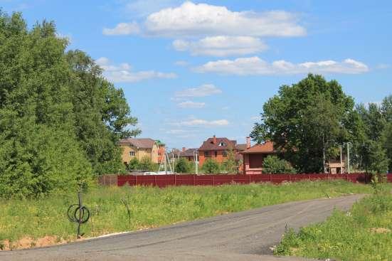 6 соток в деревне Семкино, Клязьминское водохранилище