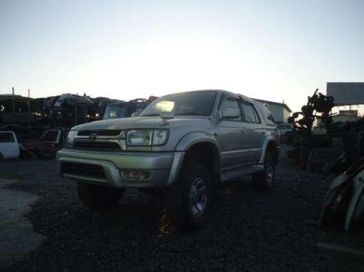 Продажа авто, Toyota, Hilux Surf, Автомат с пробегом 100000 км, в г.Находка Фото 2