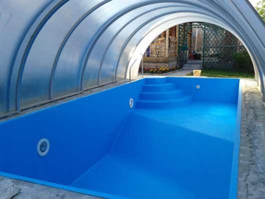 Строительство и реконструкция бассейнов в Екатеринбурге Фото 1