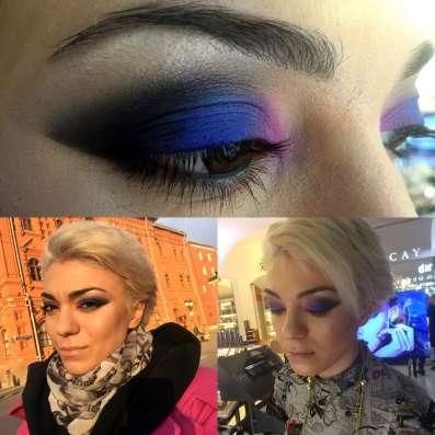 Профессиональный макияж для любого случая жизни