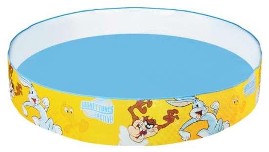 Бассейн Луни Тюнс каркас круг, диаметр 152 см, Bestway